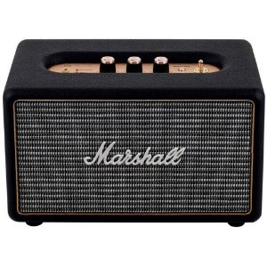 Caixa de som c/ bluetooth Marshall Acton Black