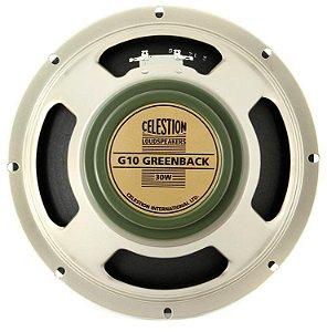 Alto Falante Celestion G10 Greenback 16 - 2 Anos Garantia