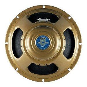 Alto Falante Celestion G10 Gold 8Ohms 40w  - 2 Anos Garantia