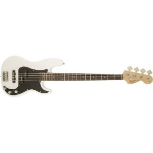 CONTRABAIXO FENDER 037 0500 - SQUIER AFFINITY PJ. BASS LR - 505 - OLYMPIC WHITE