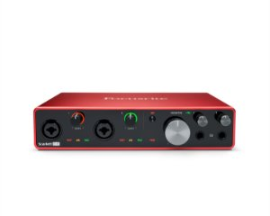 Interface de audio - Scarlett 8I6 - Focusrite