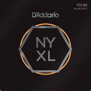 ENCORDOAMENTO GUITARRA DADDARIO NYXL 010 - 1046