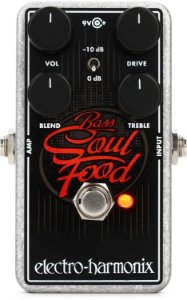 Pedal Electro Harmonix Soul Food Bass Preamp EHX