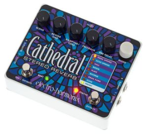 Pedal Electro Harmonix Ehx Cathedral Stereo Reverb EHX
