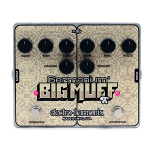 Pedal Electro harmonix Germanium 4 Big Muff Distortion EHX