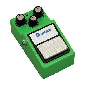 Pedal Ibanez Tube Screamer TS9 Made In Japan