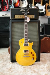 GUITARRA ESP LTD LES PAUL EC256 LD LEMON DROP
