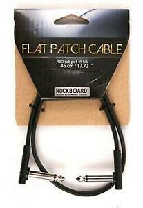 CABO PARA PEDAIS ROCKBOARD FLAT PATCH 45 CM
