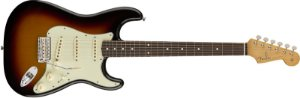 GUITARRA FENDER PLAYER SERIES 60S STRATOCASTER 3 SUNBURST
