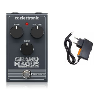 PEDAL TC ELECTRONIC GRAND MAGUS DISTORTION C FONTE