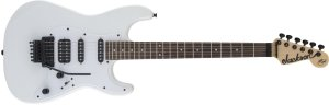 GUITARRA JACKSON - ADRIAN SMITH SAN DIMAS SDX LAUREL - 576 - SNOW WHITE
