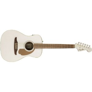 VIOLAO FENDER 097 0722 - MALIBU PLAYER - 080 - ARCTIC GOLD
