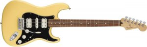 GUITARRA FENDER STRATOCASTER PLAYER HSH BUTTERCREAM - CASE