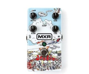 PEDAL MXR DOOKIE DRIVE 25TH GREEN DAY LTD DUNLOP