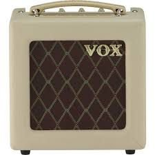 COMBO VALVULADO VOX AC4TV MINI