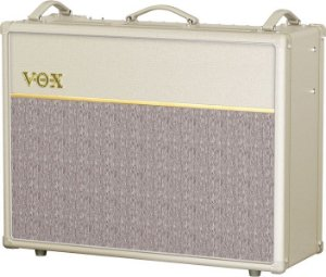 COMBO VOX AC30C2 LTD EDITION - CREAM
