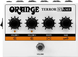 PEDAL AMPLIFICADOR HIBRIDO 20 WATTS ORANGE TERROR STAMP PEDAL