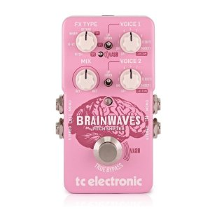 PEDAL PARA GUITARRA TC ELECTRONIC BRAINWAVES PITCH SHIFTER