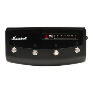 PEDAL FOOTSWITCH AMPLIFICADOR MARSHALL SERIE MG - PEDL-90008