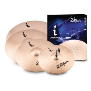KIT DE PRATOS ZILDJIAN IFAMILY PRO GIG PACK - ILHPRO