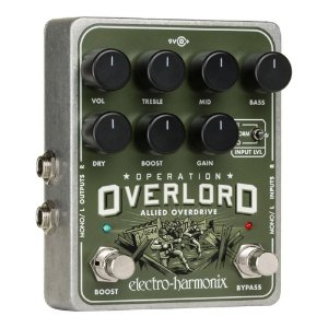 PEDAL ELECTRO-HARMONIX OPERATION OVERLORD