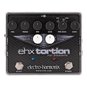PEDAL ELECTRO-HARMONIX EHX TORTION JFET OVERDRIVE