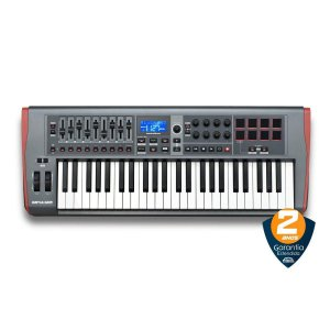 TECLADO CONTROLADO USB NOVATION IMPULSE 49 TECLAS