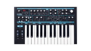 SINTETIZADOR ANALÓGICO BASS STATION II 25 TECLAS - NOVATION