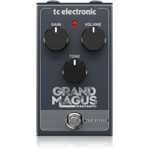 PEDAL PARA GUITARRA TC ELECTRONIC - GRAND MAGUS DISTORTION