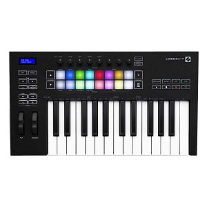TECLADO CONTROLADOR NOVATION  LAUNCHKEY 25 - MK3