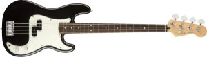 CONTRABAIXO FENDER - PLAYER PRECISION BASS PF - 506 - BLACK