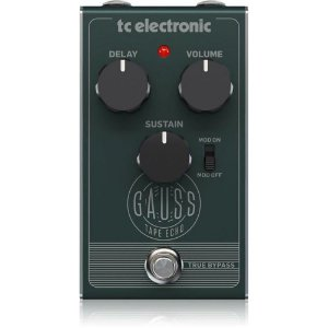 PEDAL PARA GUITARRA - TC ELECTRONIC - GAUSS TAPE ECHO