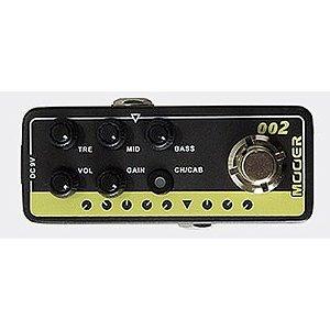 PEDAL PRE AMP P/ GUITARRA UK GOLD 900 - 002