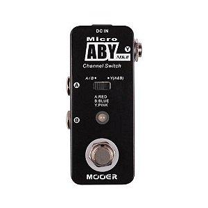 PEDAL PARA GUITARRA MOOER - ABY BOX MAB2