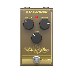 PEDAL PARA GUITARRA - TC ELECTRONIC - HONEY POT FUZZ
