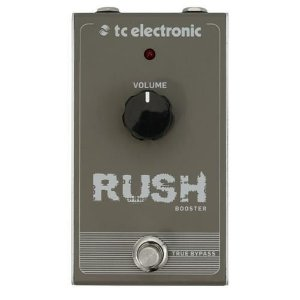 PEDAL PARA GUITARRA - TC ELECTRONIC - RUSH BOOSTER
