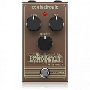 PEDAL GUITARRA - TC ELECTRONIC - ECHOBRAIN ANALOG DELAY