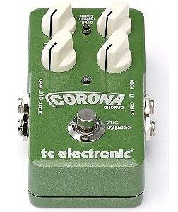 PEDAL CORONA CHORUS - TC ELECTRONIC