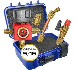 Válvula Estabilizadora Vácuo Gbmak Optyma Valvula Bola 410a