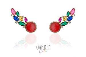 Earcuff Garden Color