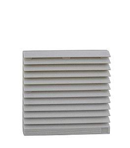 Grelha com Filtro para Ventilador 15x15cm