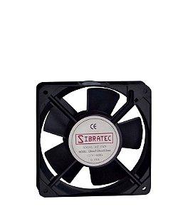 Ventilador 12x12x2,5cm - Alimentação: 127V/Bivolt