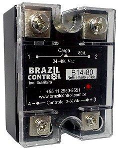 B14-80 - RELE DE ESTADO SOLIDO 80A