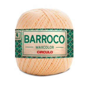 Barbante Barroco Maxcolor 4 Fios 200g Cor 1114