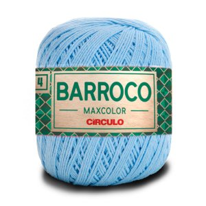 Barbante Barroco Maxcolor 4 Fios 200g Cor 2012