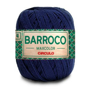 Barbante Barroco Maxcolor 4 Fios 200g Cor 2856