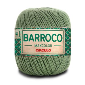Barbante Barroco Maxcolor 4 Fios 200g Cor 5718