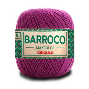Barbante Barroco Maxcolor 4 Fios 200g Cor 6375