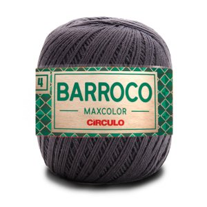 Barbante Barroco Maxcolor 4 Fios 200g Cor 8323