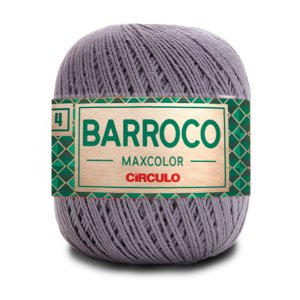 Barbante Barroco Maxcolor 4 Fios 200g Cor 8336